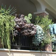 Idee per il vostro terrazzo e balcone